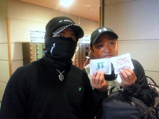 JT カップ 二日目