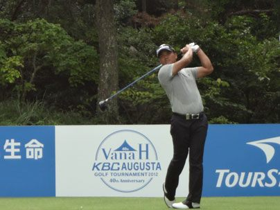 VanaH杯KBCオーガスタゴルフトーナメント 予選通過