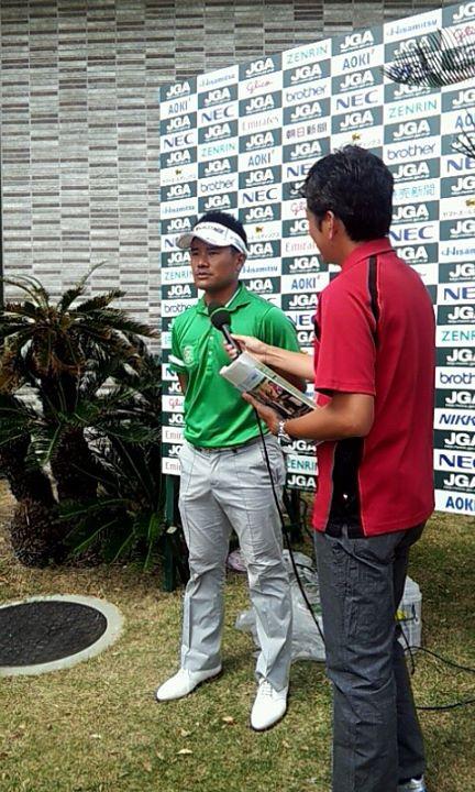 77th 日本オープンゴルフ選手権競技 予選通過