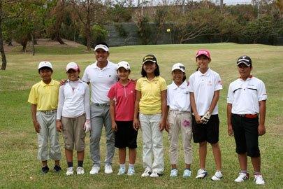 77th 日本オープンゴルフ選手権競技