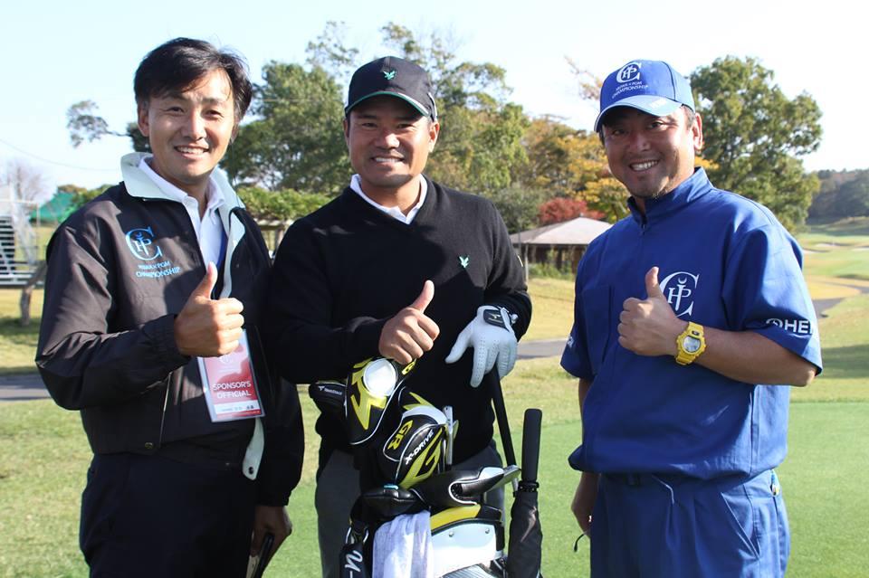 HEIWA・PGM CHAMPIONSHIP in 霞ヶ浦