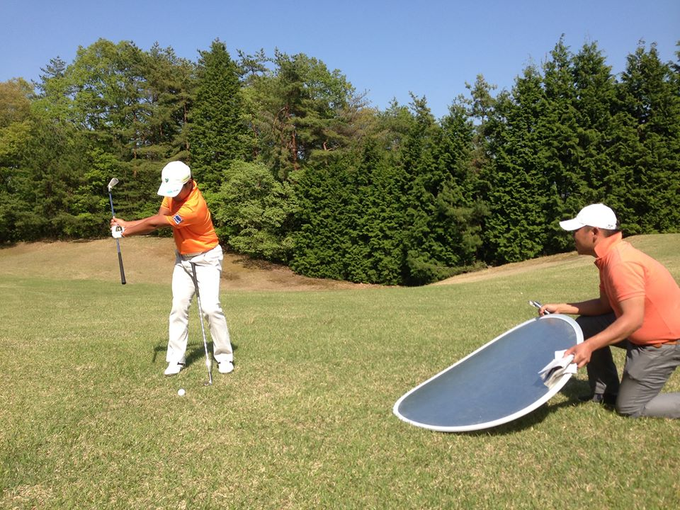 GolfTodayの撮影