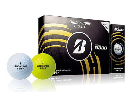 ボール:ブリヂストン ゴルフ Bridgestone Golf:TOUR B330